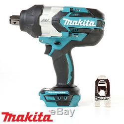 Makita DTW1001Z 18V LXT Brushless 3/4 Inch Impact Wrench Body Only