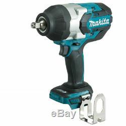 Makita DTW1002Z 18v LXT Cordless Brushless Impact Wrench 1/2 Dri