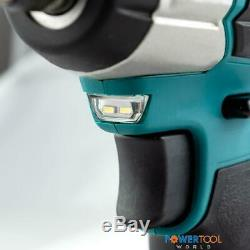 Makita DTW180Z 18v LXT Brushless 3/8 Impact Wrench Body Only