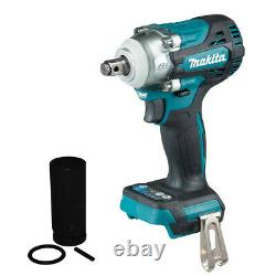 Makita DTW300Z 18V 1/2 Brushless Impact Wrench Body with 21mm Impact Socket
