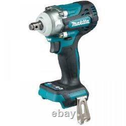 Makita Dtw300z 18v Lxt Brushless 1/2 Impact Wrench Body Only