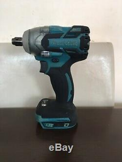 Makita Impact Wrench DTW285 18v Brushless With 2 x Batteries, Charger & Case
