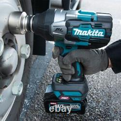 Makita XGT 40V MAX TW001GZ Impact Wrench Brushless 3/4 Body Only Power Tools
