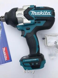 Makita XWT07Z 18-Volt 3/4-Inch LXT Lit-Ion Cordless Impact Tool Only