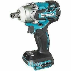 Makita XWT11Z 18V LXT Brushless 1/2 Sq. Drive Impact Wrench, Tool Only NEW open