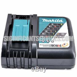 Makita XWT11Z 18V LXT Brushless Cordless 5.0 Ah 3 Speed 1/2 Impact Wrench Kit
