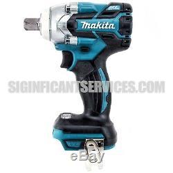 Makita XWT11Z 18V LXT Li-Ion Brushless Cordless 3 Speed 1/2 Impact Wrench Tool
