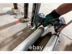 Metabo 602395840 18v Li-Ion Cordless Impact Wrench Bare Unit in Metaloc