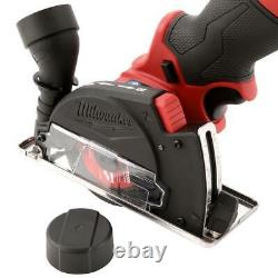 Milwaukee 2522-20 M12 Fuel 3 Cut Off Tool Grinder Bare Tool Only