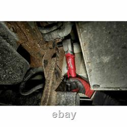 Milwaukee 2564-20 M12 FUEL 3/8 Right Angle Impact Wrench withFriction Ring