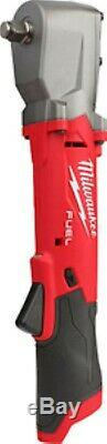 Milwaukee 2565-20 M12 Fuel 1/2 Right Angle Impact Wrench Tool Only NEW