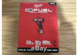 Milwaukee 2754-20 M18 FUEL 3/8 Drive Compact Impact Gun Wrench with Belt Clip