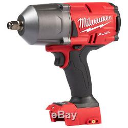Milwaukee 2767-20 18-Volt 1/2-Inch M18 Friction Ring Impact Wrench Bare Tool