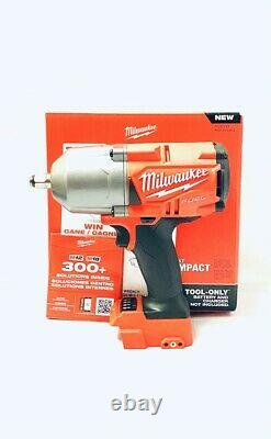 Milwaukee 2767-20 M18 FUEL 18V 1/2-Inch Friction Ring Impact Wrench Bare Tool