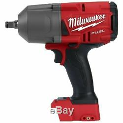 Milwaukee 2767-20 M18 FUEL 1/2 Drive Impact Wrench Gun BONUS