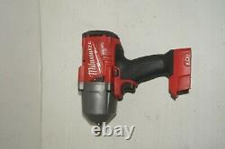 Milwaukee 2767-20 M18 FUEL High Torque 1/2 Impact Wrench with Friction Ring Tool