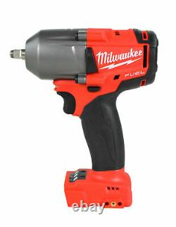 Milwaukee 2852-20 M18 FUEL 18V Lithium-Ion 3/8 Mid-Torque Impact Wrench