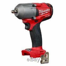 Milwaukee 2852-20 M18 FUEL Mid Torque 3/8 Impact withFriction Ring (Tool-Only)