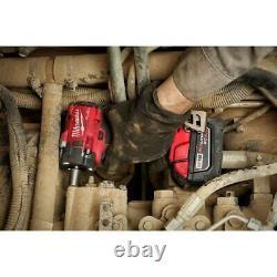 Milwaukee 2854-20 M18 3/8 Drive Stubby Impact Wrench Bare Tool