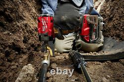 Milwaukee 2854-20 M18 FUEL 3/8 Compact Impact Wrench TOOL ONLY