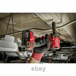 Milwaukee 2854-20 M18 FUEL 3/8 Compact Impact Wrench with Friction Ring TOOL ONLY