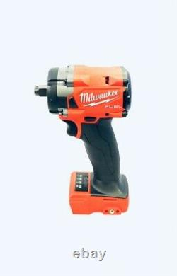 Milwaukee 2855-20 M18 FUEL Li-Ion BL 1/2 in. Impact Wrench (Tool Only) New