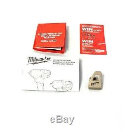 Milwaukee 2860-20 M18 FUEL Mid-Torque 1/2 Pin Detent Impact Wrench Bare Tool
