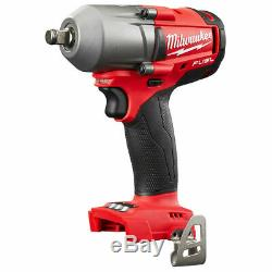 Milwaukee 2861-20 18-Volt 1/2-Inch M18 Friction Ring Impact Wrench Bare Tool