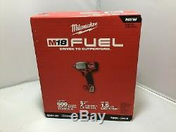 Milwaukee 2861-20 M18 FUEL Mid-Torque 1/2 Friction Ring Impact Wrench Brand New