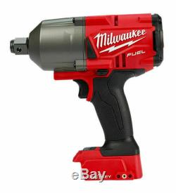 Milwaukee 2864-20 M18 FUEL with ONE-KEY Impact Wrench 3/4 Friction Ring