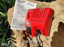 Milwaukee 2960-22 M18 FUEL 3/8 Mid-Torque Compact Impact Wrench Kit BONUS