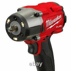 Milwaukee 2988-22 M18 High Torque 1/2 & 3/8 Impact Kits Brand New withWarranty