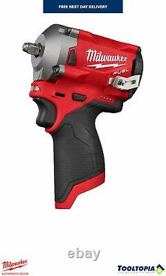 Milwaukee M12 FUEL 3/8 Impact Wrench with Friction Ring bare tool M12FIW38-0