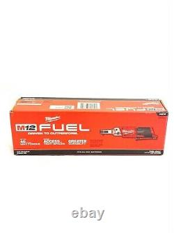Milwaukee M12 FUEL Lithium Ion 1/4 inch Ratchet 2556-20