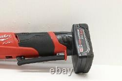 Milwaukee M12 Fuel 2560-20 12v-3/8 sq drive-Extended Reach Ratchet with Battery