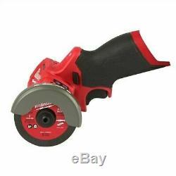 Milwaukee M12 Fuel 3 Compact Cut Off Tool 2522-20