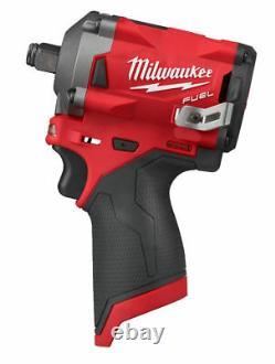 Milwaukee M12fiwf12-0 Fuel Impact Wrench 1/2 Naked 4933464615