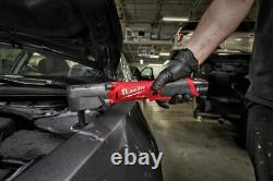 Milwaukee M12fraiwf38-622x Right Angle Impact Wrench Kit M12 Fuel 4933478808
