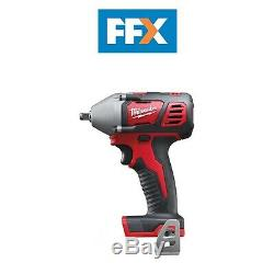 Milwaukee M18BIW38-0 M18 18v Compact 3/8In Impact Wrench Bare Unit