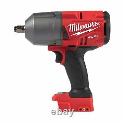 Milwaukee M18FHIWF12-0 18V 1/2 High Torque Impact Wrench (Body Only)