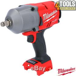 Milwaukee M18FHIWF12-0 18V Fuel Gen 2 1/2 High Torque Impact Wrench Body Only