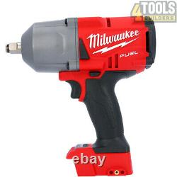 Milwaukee M18FHIWF12-0 18v 1/2 High Torque Impact Wrench Body Only