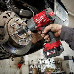 Milwaukee M18FHIWF12-0 Gen2 18V 1/2 1898Nm Impact Wrench (Body Only)