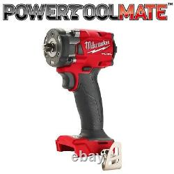 Milwaukee M18FIW2F38-0X M18 Fuel Friction Ring Compact 3/8 Impact Wrench