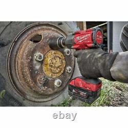 Milwaukee M18FMTIW2F12-502X 18v 1/2 Mid Torque Impact Wrench Kit 2 x 5.0ah
