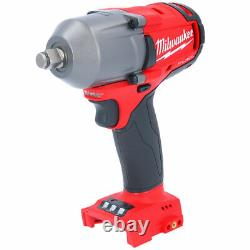 Milwaukee M18FMTIWF12-0 M18 FUEL Mid-Torque 1/2 Impact Wrench Friction Ring