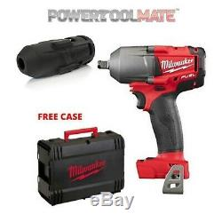 Milwaukee M18FMTIWF12-0 M18 Mid Torque Impact Wrench 1/2 With Sleeve