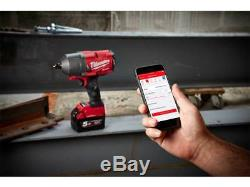 Milwaukee M18ONEFHIWF12-0X 18v M18 1/2in One-Key Fuel High Torque Impact Wrench