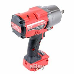 Milwaukee M18ONEFHIWF12-0 18V M18 1/2in Fuel One-Key Impact Wrench With Case