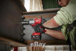 Milwaukee M18ONEFHIWF12-0 FUEL One Key 1/2 Impact Wrench Bare New M18chiwf12